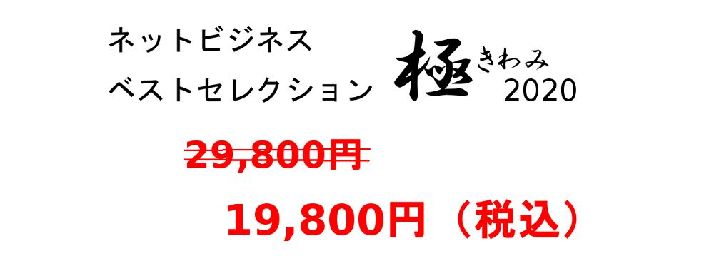 価格19800円